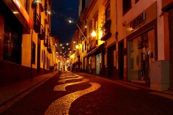Funchal late night. photo: k.pat