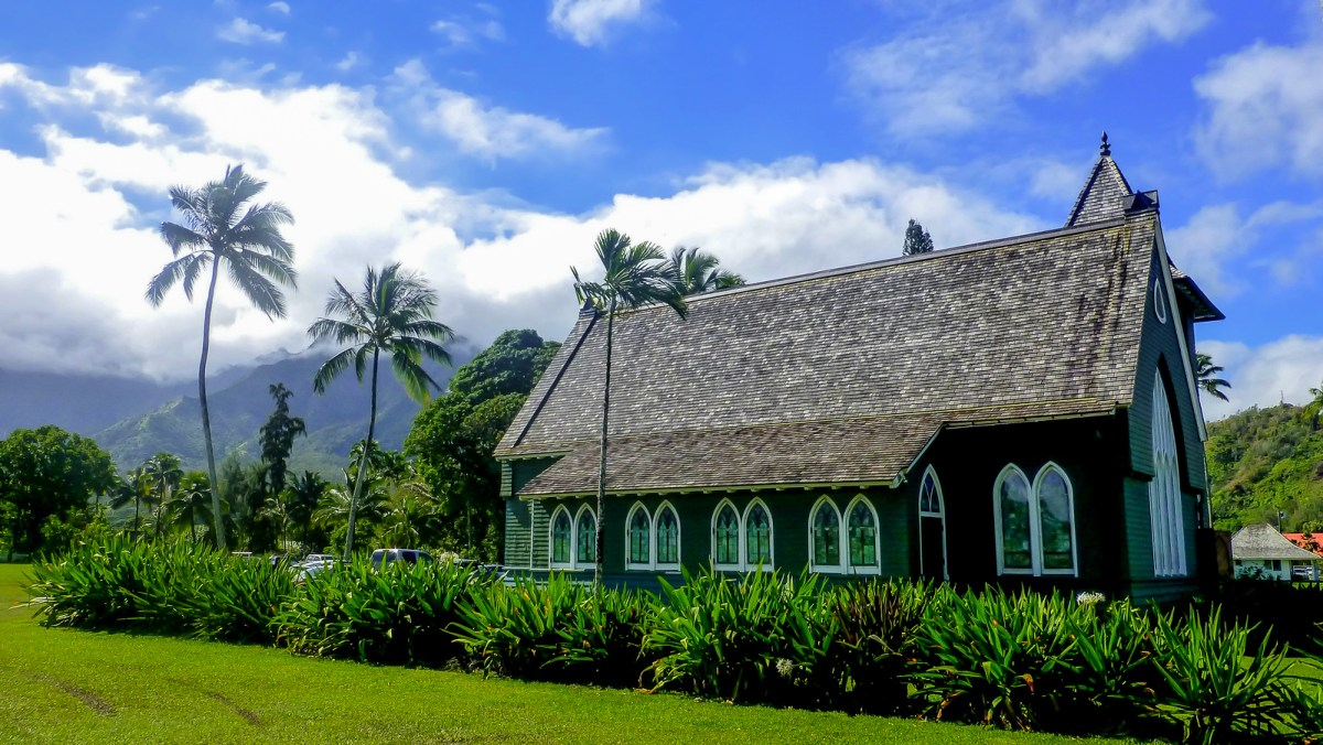 Things to do in Hawaii - Hanalei Town, Kauai