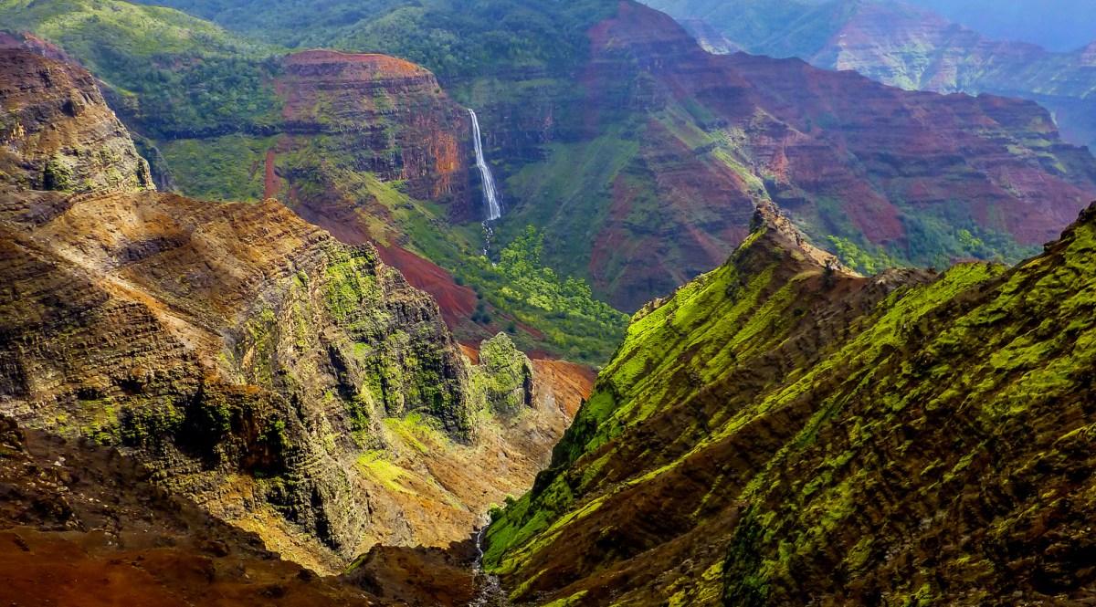 Things to do in Hawaii - Waimea Canyon, Kauai