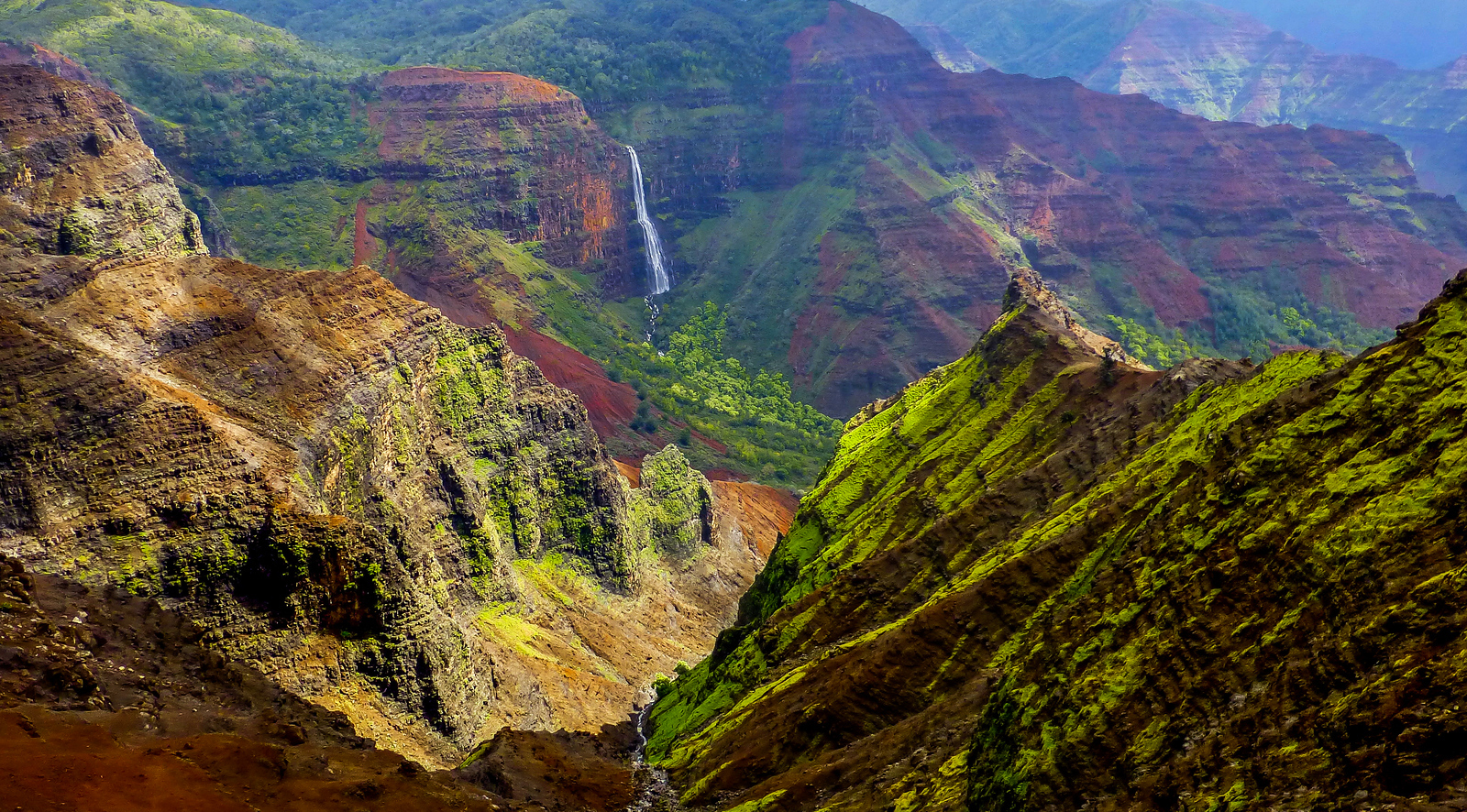 3 Week Hawaii Itinerary. Waimea Canyon, Kauai