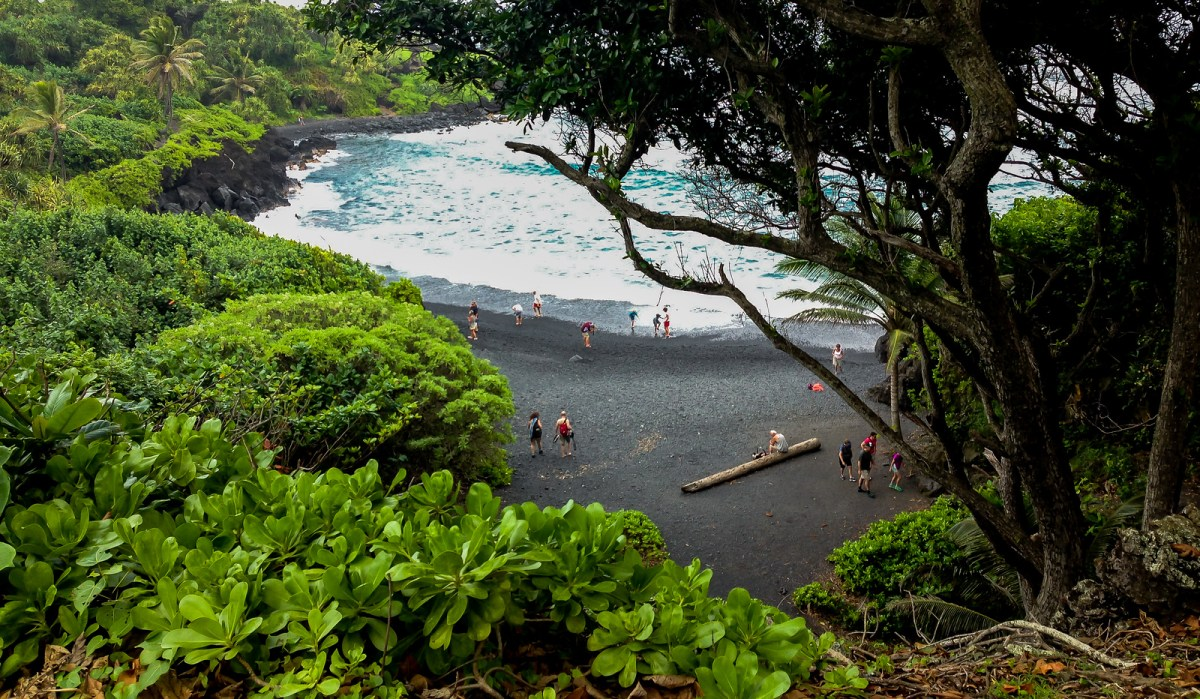 3 week Hawaii itinerary. Road to Hana, Maui
