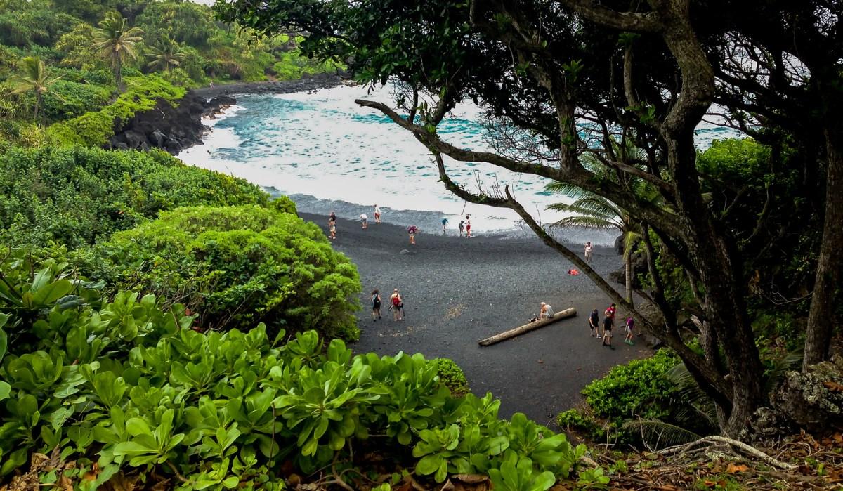 3 week Hawaii itinerary. Road to Hana, Maui