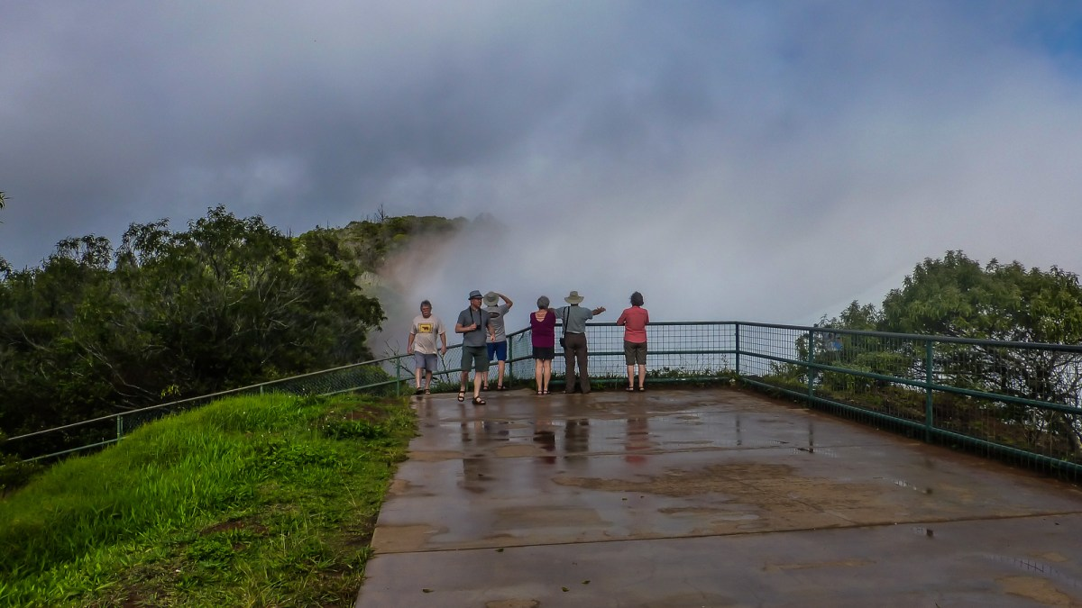 3 week Hawaii itinerary. Waimea Canyon