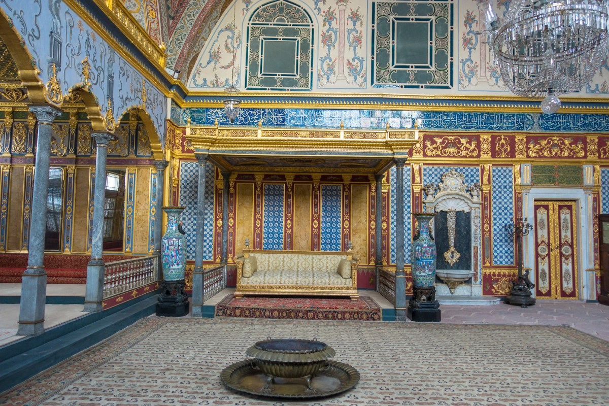 Things to do in istanbul - Topkapi Palace