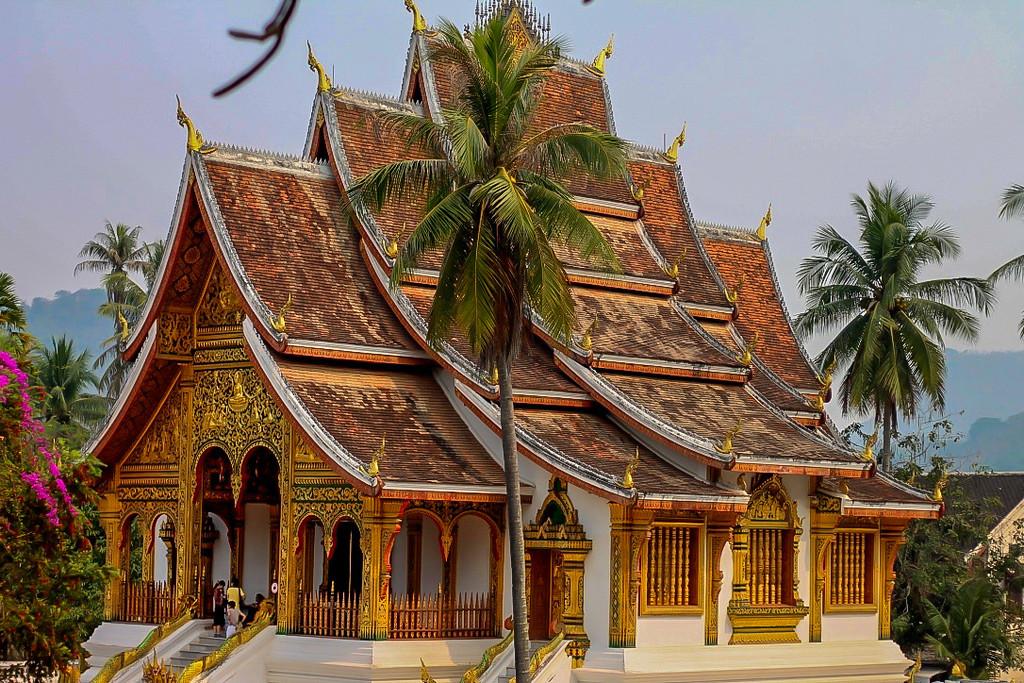 Things to Do in Luang Parabang. Wat Mai Suwannaphumaham