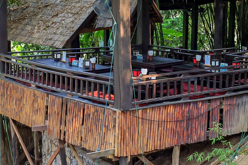 Luang Prabang Laos - Dyen Sabai Restaurant
