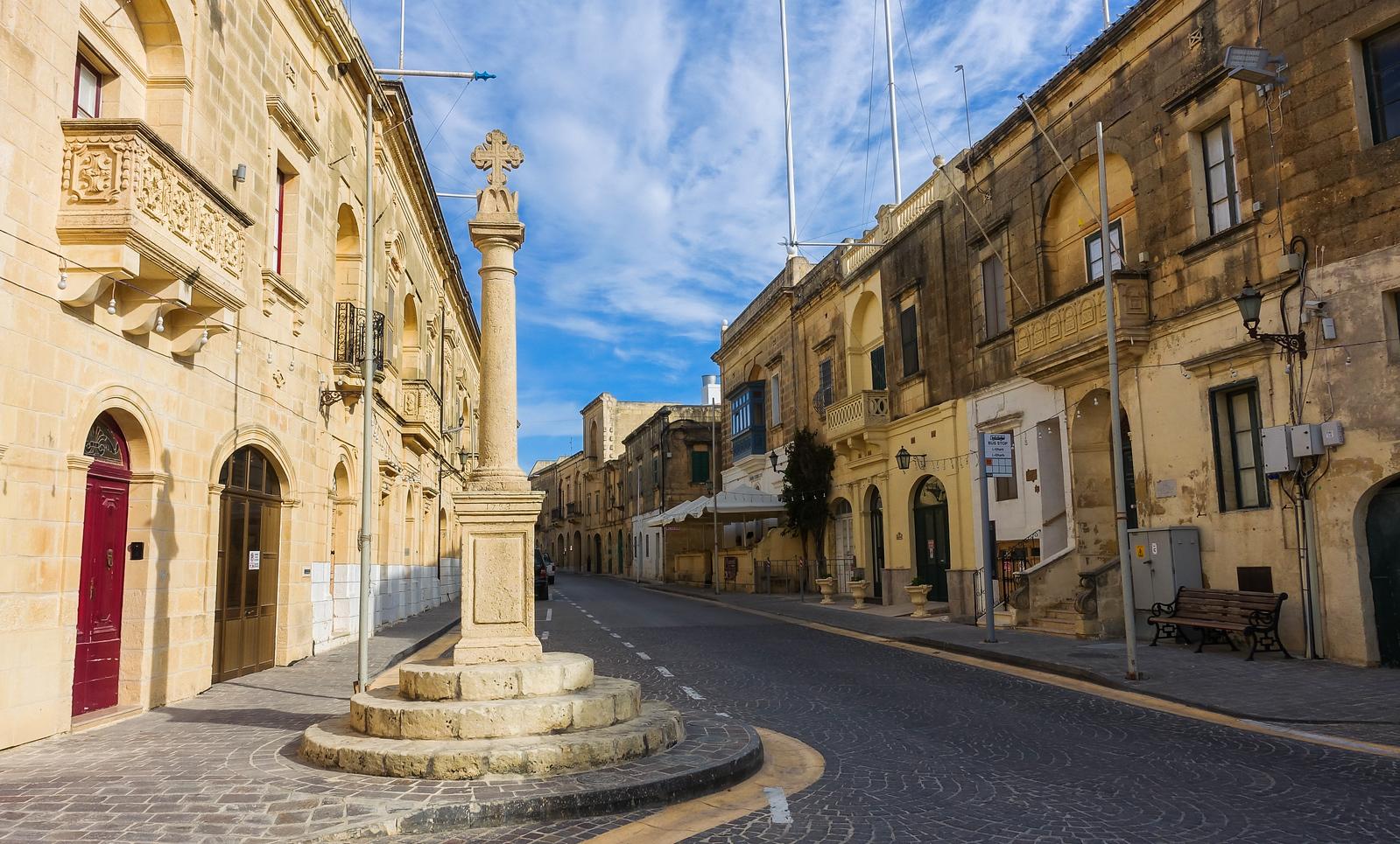 Malta Pictures - Gharb Village