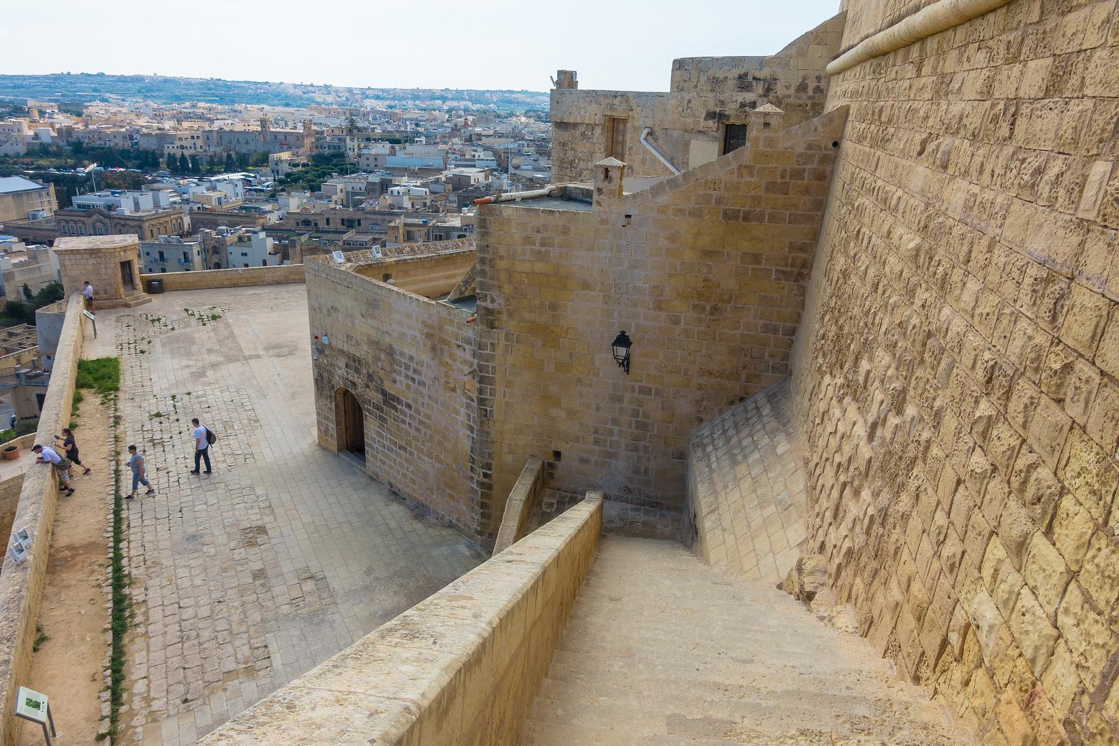 Malta Pictures - Citadella