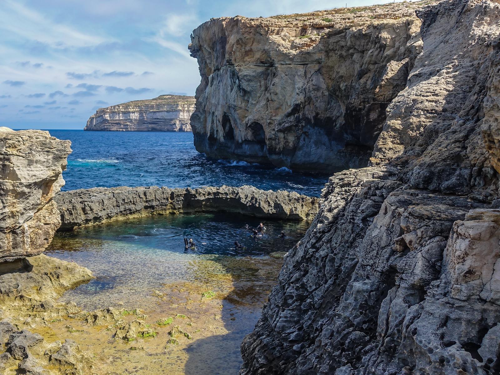 Malta Pictures - the Azure Window