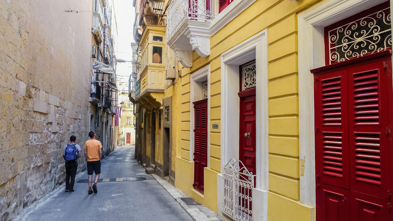 Malta Itinerary. Birgu