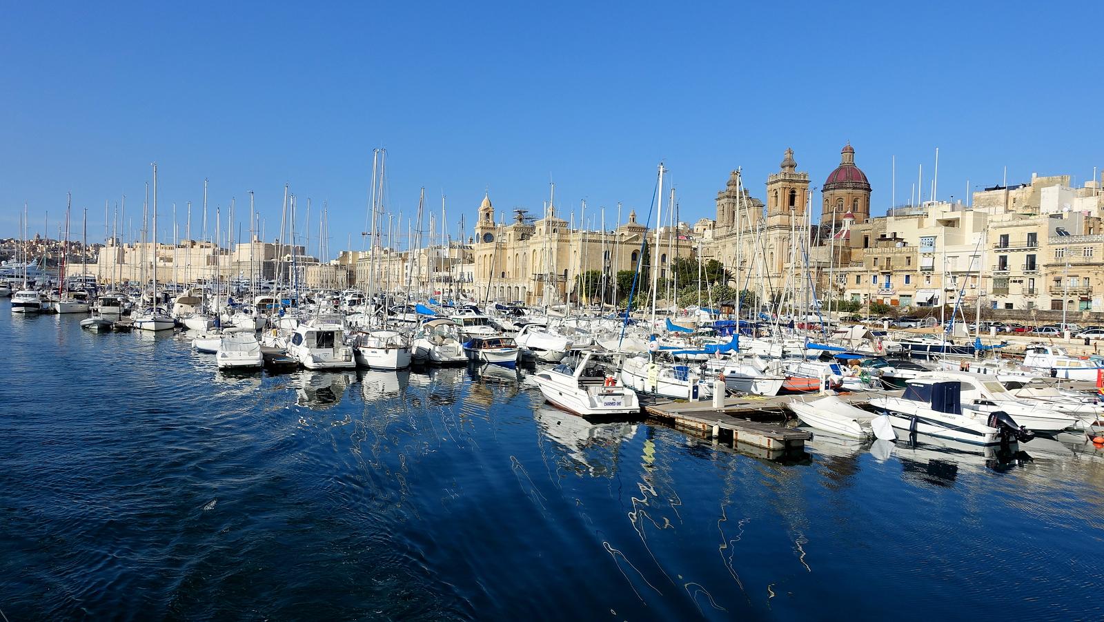 Malta Pictures - Grand Harbour