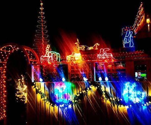 Weihnachtshaus deluxe!