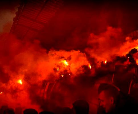 Derbyzeit und Kopenhagen brennt!