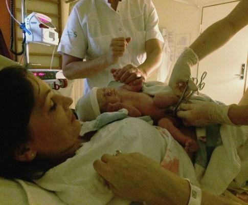 Die Geburt-wenn alles anders kommt!(3)