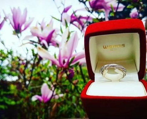 Wir heiraten!