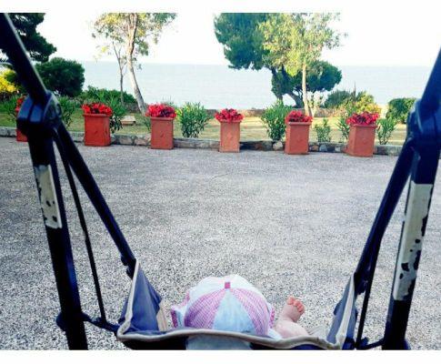 Sommerurlaub mit Baby (Teil 2)
