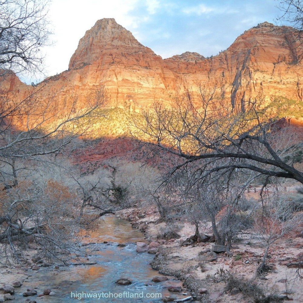 A Road Trip to Zion National Park, Utah, Reveals Stunning Beauty (2/6)