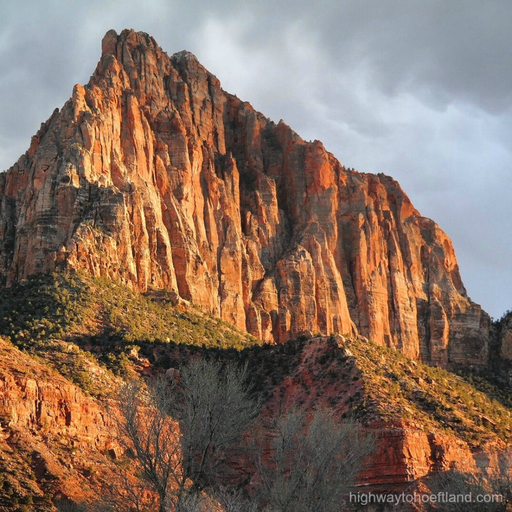 A Road Trip to Zion National Park, Utah, Reveals Stunning Beauty (5/6)