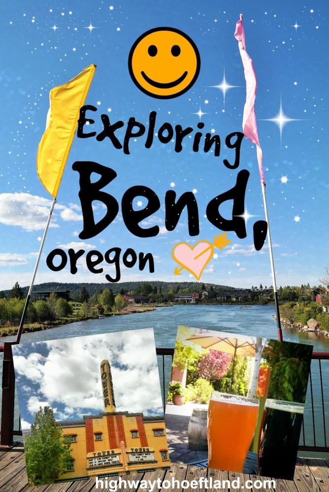 48 Hours in Beautiful Bend, Oregon (2/6)