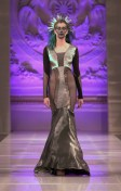 Fall/Winter 2013 Makeup designed by DS Crystalline Presented at Couture Week NY