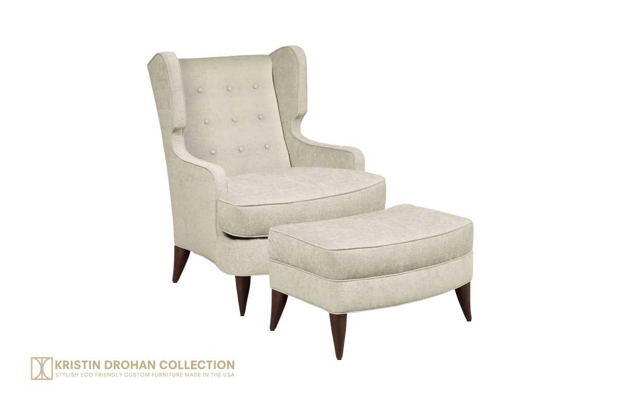 Wing Chair Augusta Wing Chair