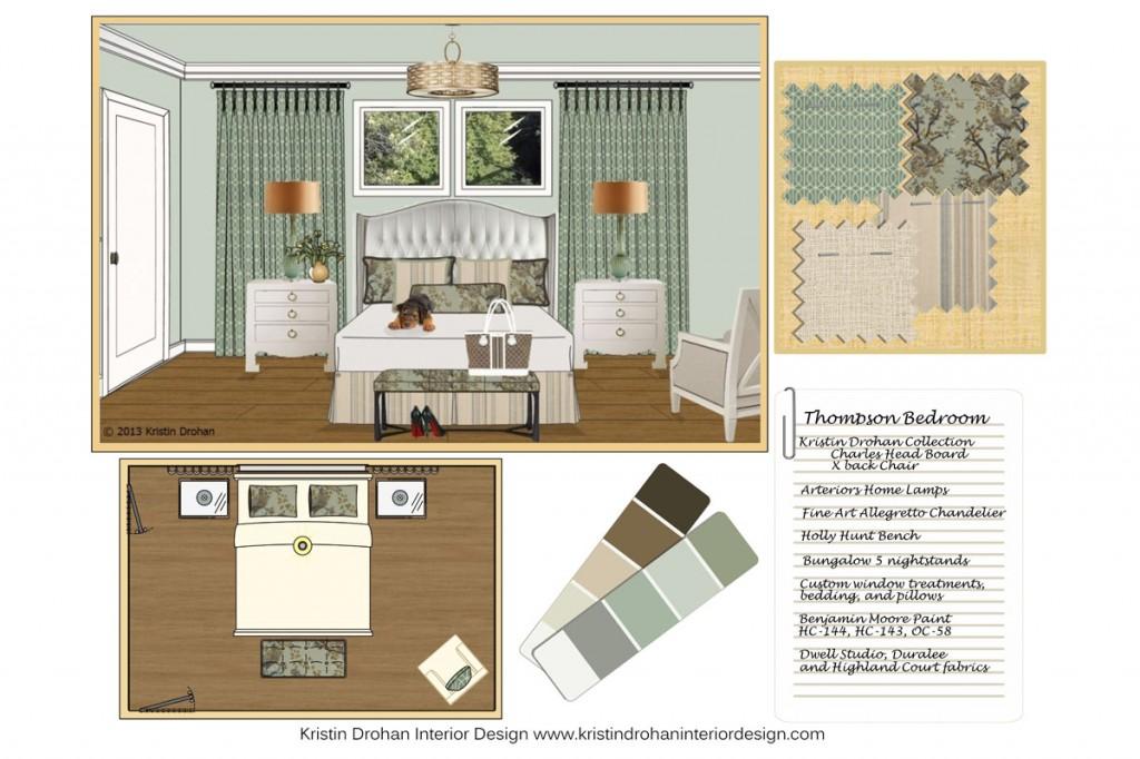 Interior Design Services The Kristin Drohan Collection