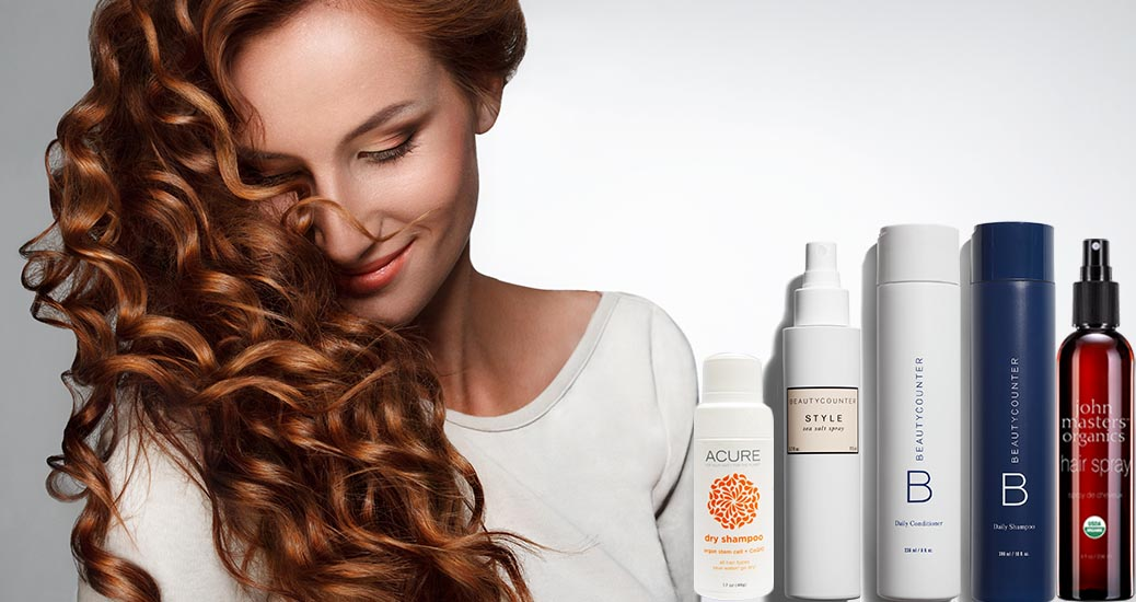 Safe, Organic, and Natural Go-To Hair Care Products