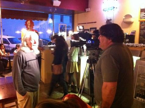 Jim McAuley interviewed by KGET