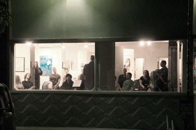 Studio Door, San Diego
