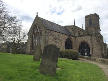 St. Mary's Church, Gateshead