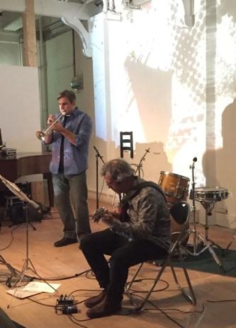Tin/Bag performs at I'Klectik, London