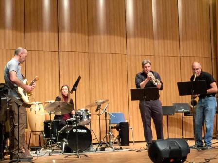 BC Faculty Jazz Ensemble with Tina Raymond