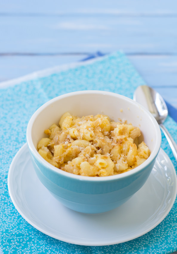 Make Ahead Macaroni and Cheese by Kristine's Kitchen