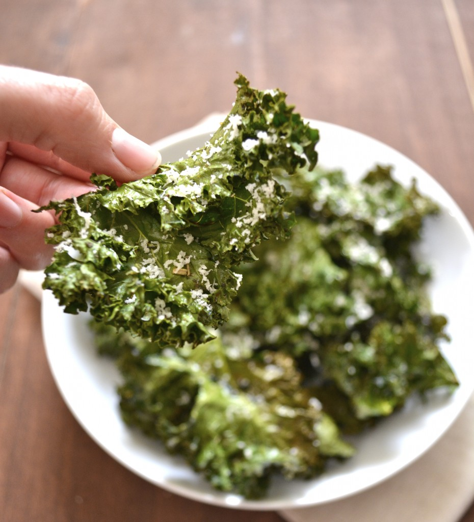 italian herb kale chips from maebells