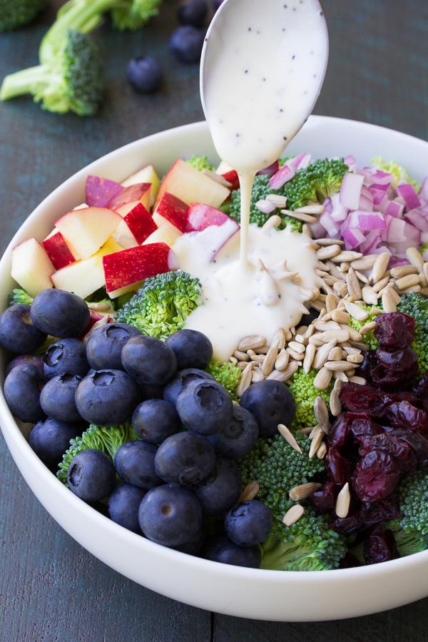 Broccoli Salad Best Easy Healthy Recipe