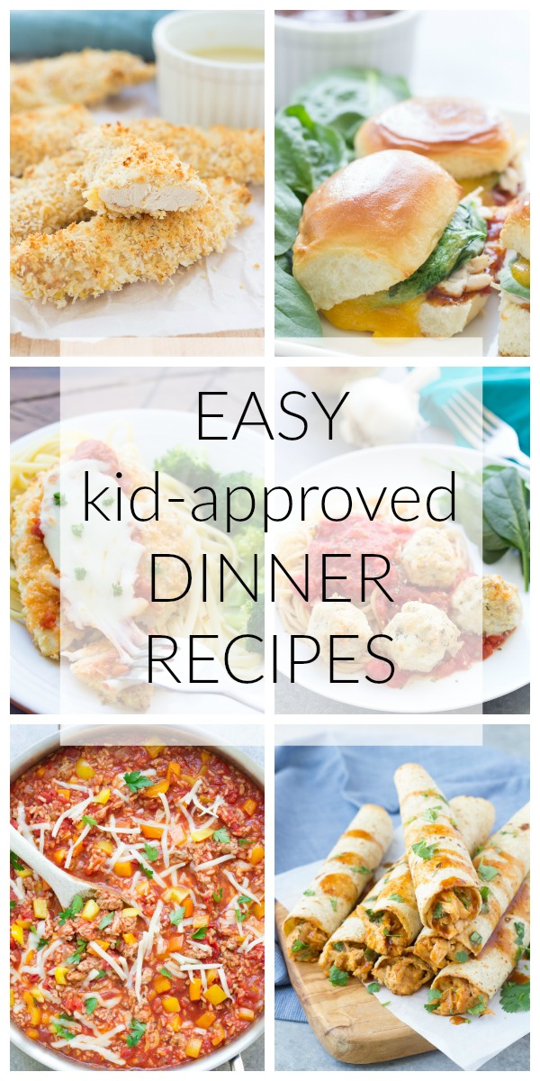 Home Cooked Meal Ideas