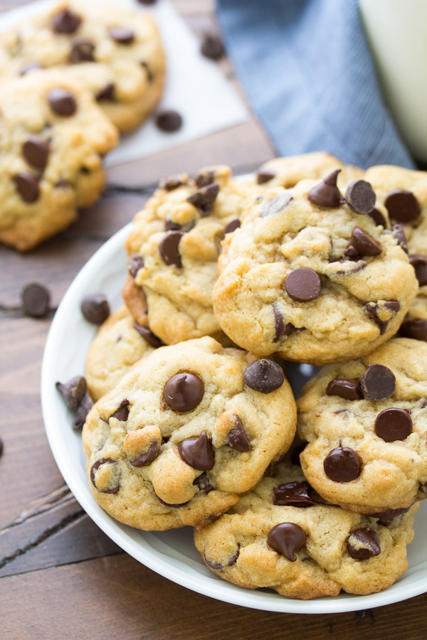 Our Favorite Soft And Chewy Chocolate Chip Cookies