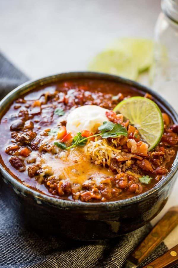 instant pot award winning chili recipe