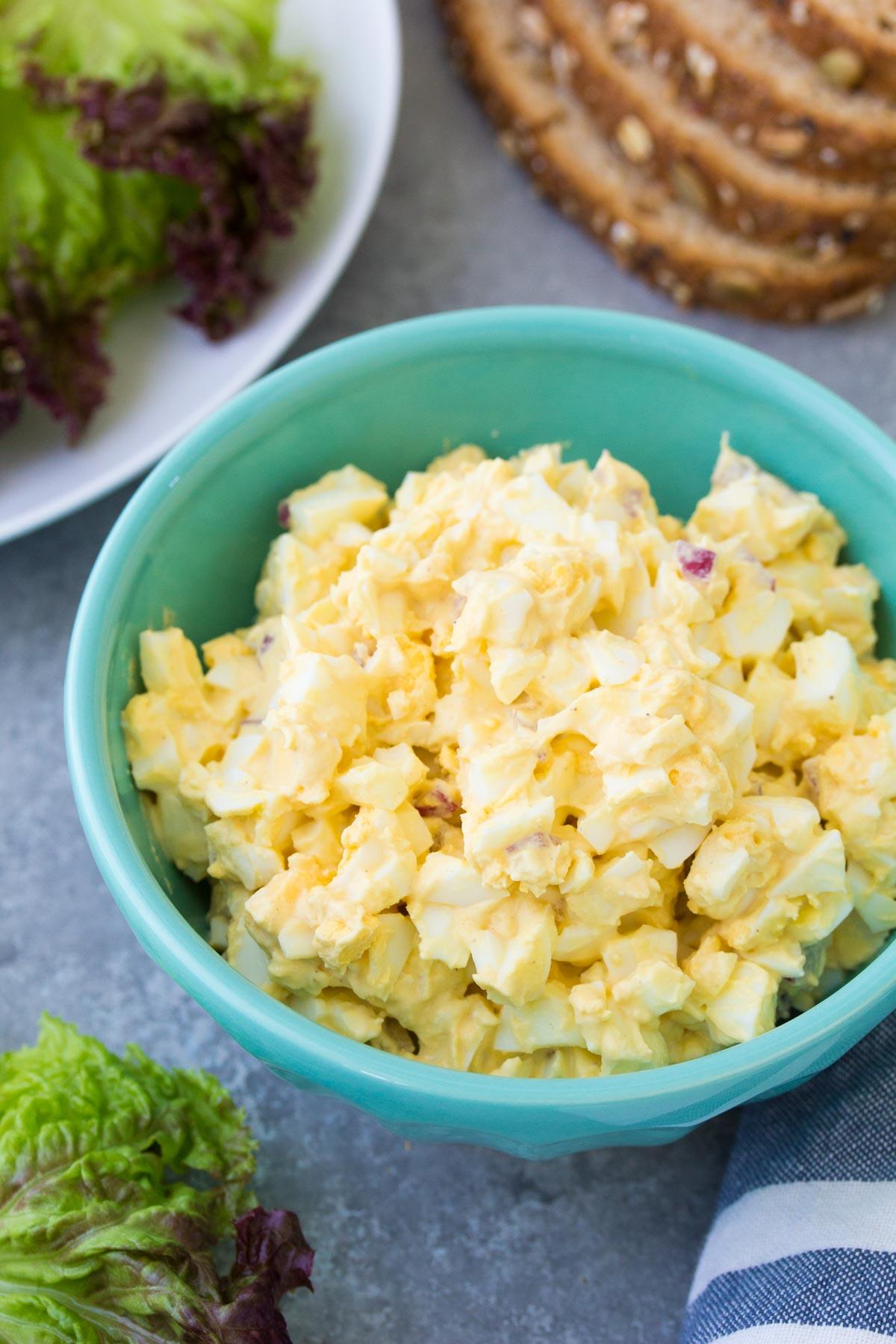 Quickest Egg Salad Recipe