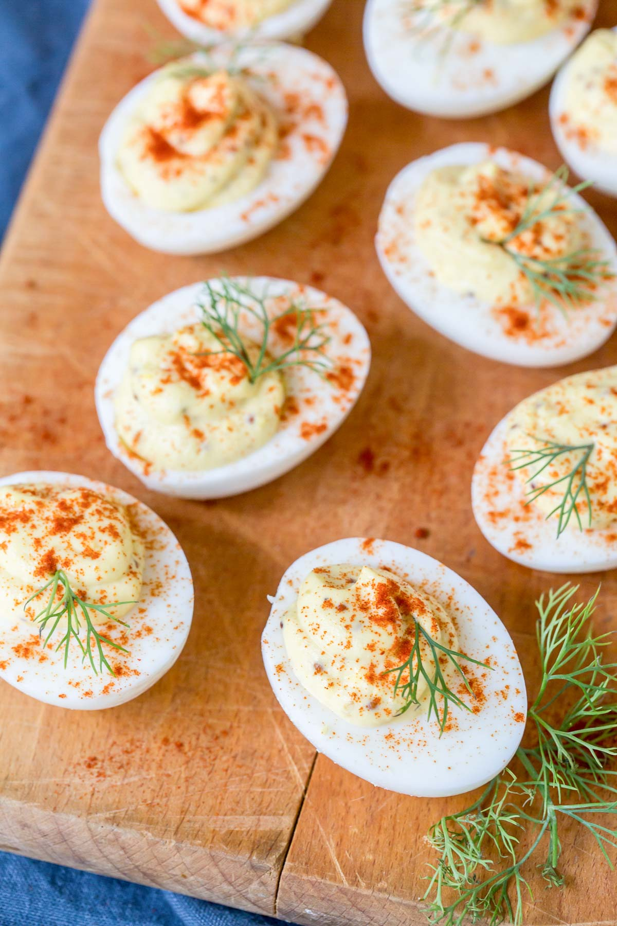 Best Deviled Eggs Easy Classic Recipe