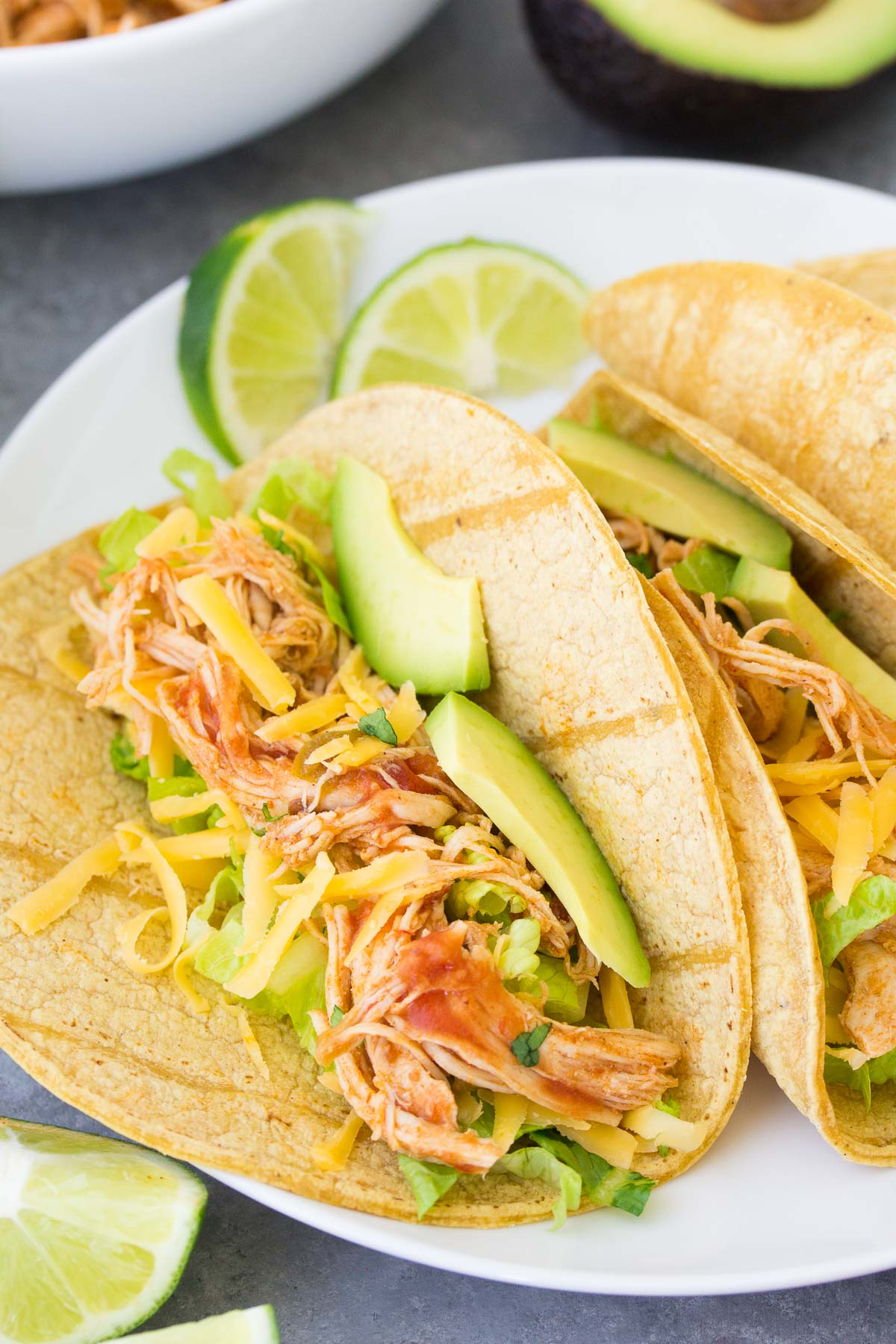 Instant Pot Chicken Tacos Easy Instant Pot Recipe
