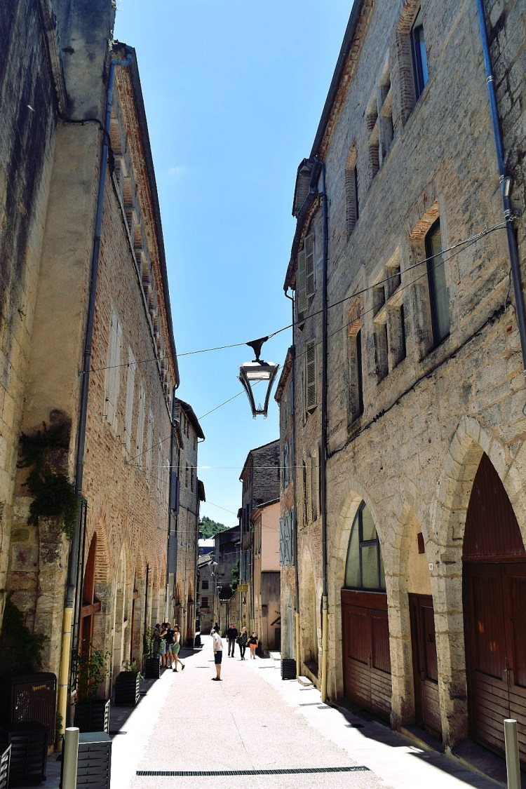 Cahors gater
