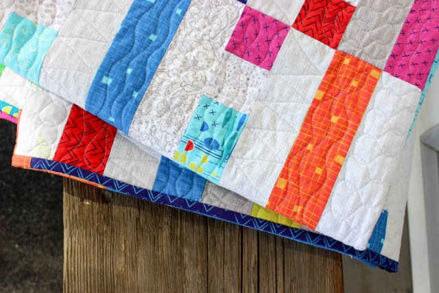 Jelly roll quilts | kristinesser.com