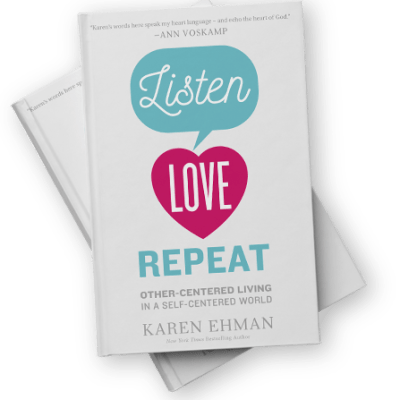 Listen, Love, Repeat. A Book Review and Giveaway!