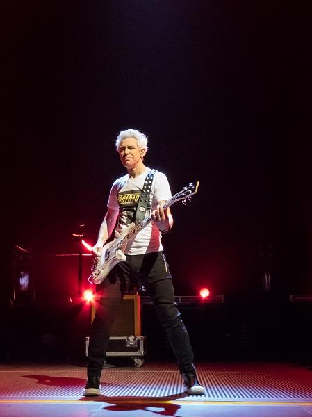 Adam at U2 concert Dublin 24 Nov 2015