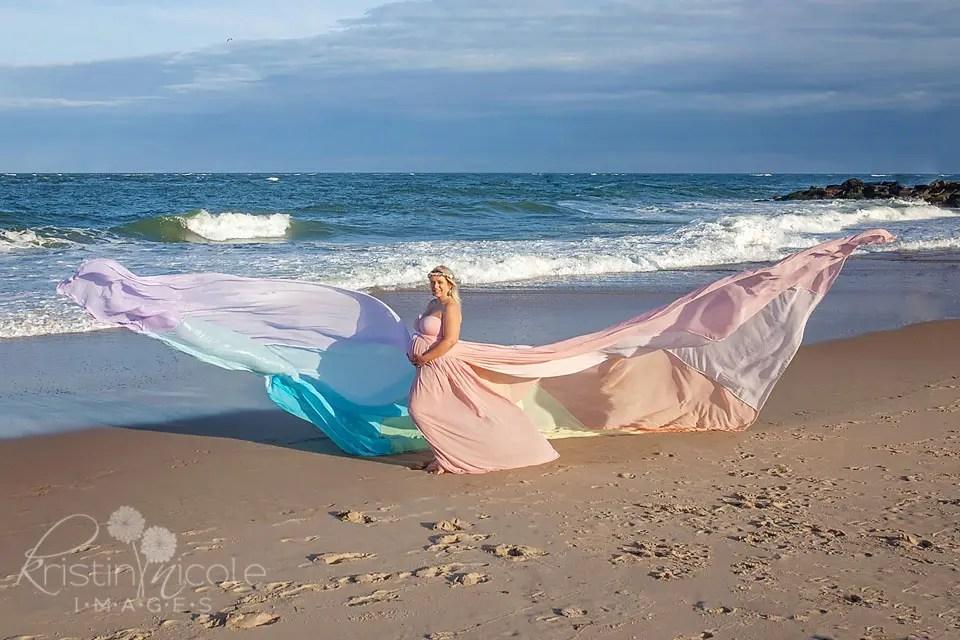 Ocean City MD Maternity Photographer