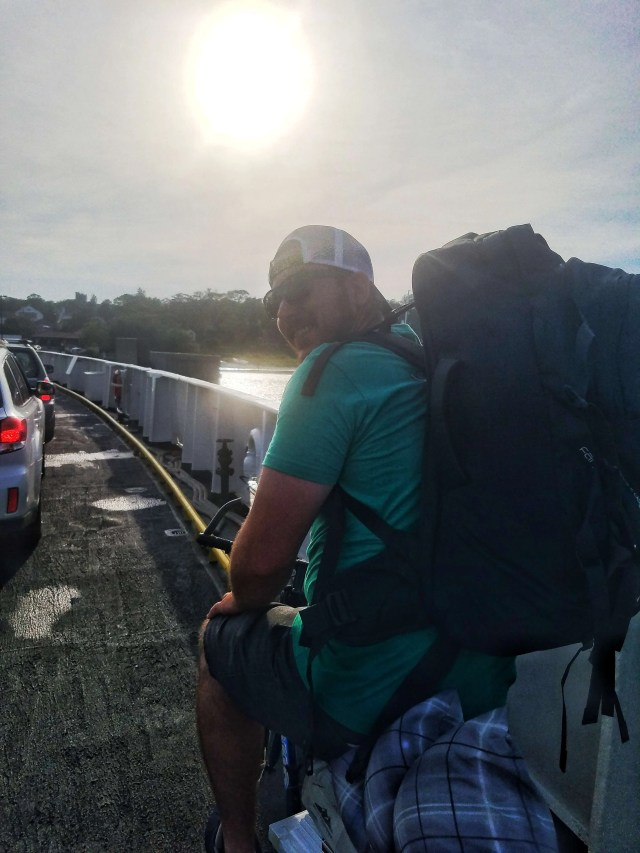 Ferry Ride to Martha's Vineyard
