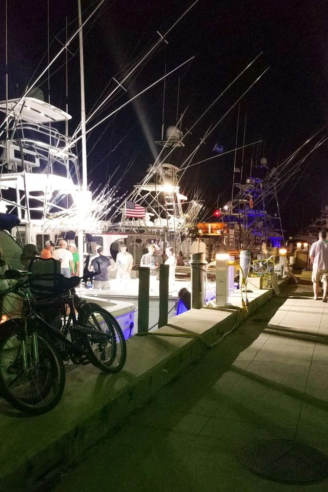 Martha's Vineyard fishing boats