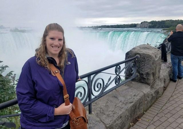 Niagara falls solo travel adventure