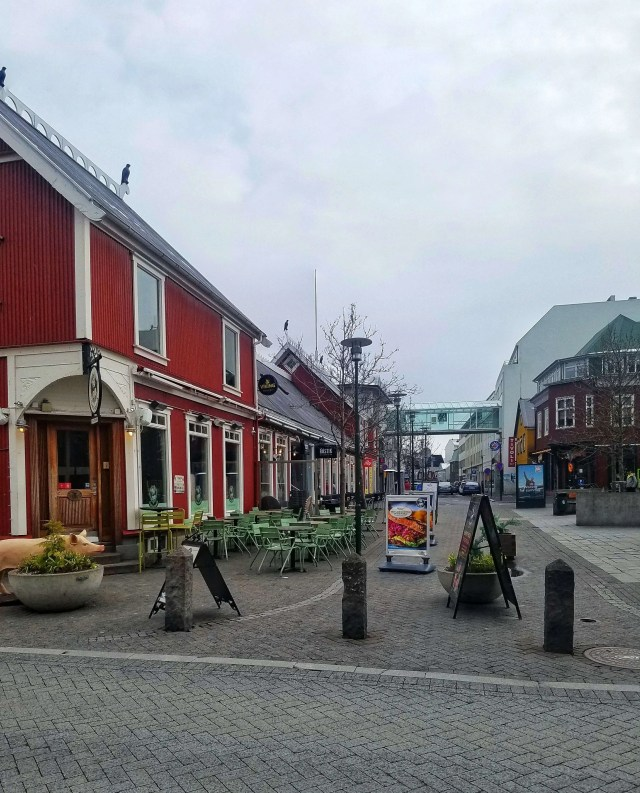 reykjavik storefronts